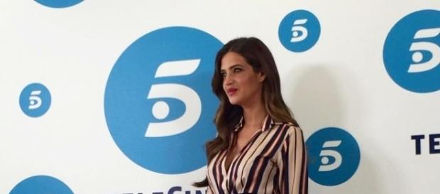 Sara Carbonero en la presentación de 'Quiero ser' /Instagram