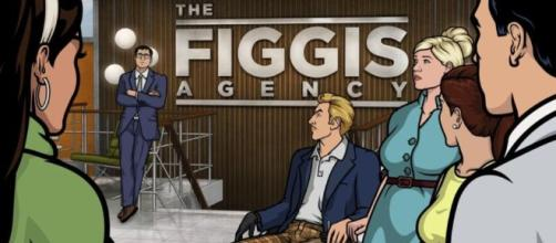 A new look and a new name awaits Archer and the team this season/ Photo screencap via avclub.com