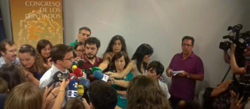 Errejón carga contra Ciudadanos tras pactar con PP