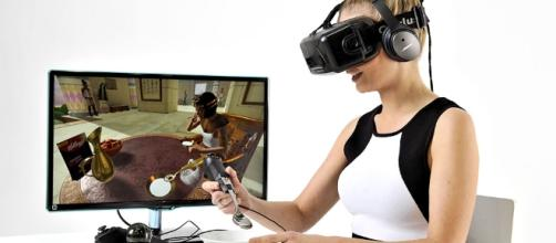 Facebook Enters Several Worlds With Its Virtual Reality Ambitions ... - investors.com