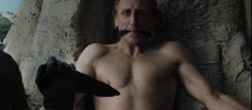 Game of Thrones: the first White Walker. Screencap: Game of Thrones Updates via YouTube