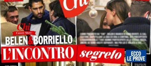 Gossip news Belen e Marco Borriello