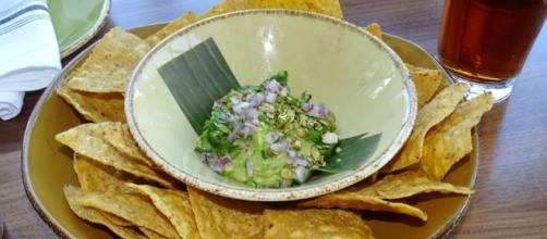 Guacomole is a mainstay at Frontera Cocina. (Photo by Barb Nefer)