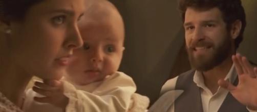 Il Segreto, anticipazioni puntata 1086: Amalia vuole che Bosco uccida suo figlio