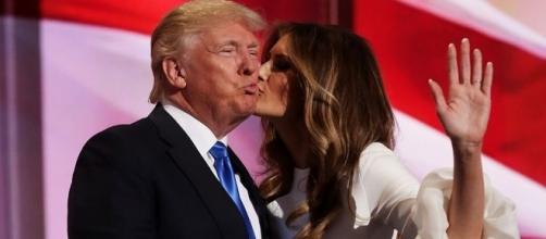 Las palabras de Melania ya habían sido pronunciadas por Michelle Obama.