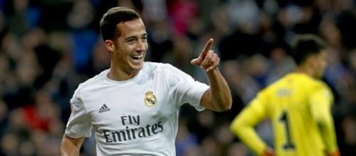 Lucas Vázquez, idea per l'attacco dell'Inter