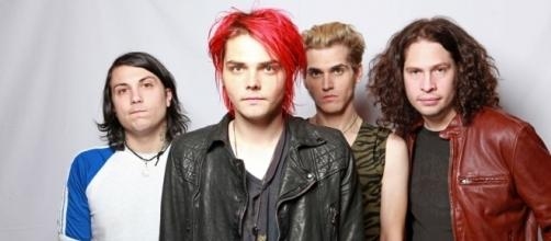 My Chemical Romance en el año 2012