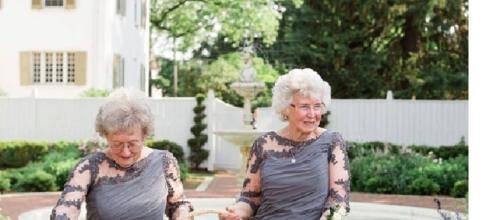 Vovós foram destaque na internet (Foto: Reprodução/Facebook)