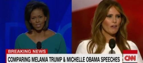 Usa 2016, Melania Trump 'copia' il discorso di Michelle Obama - today.it