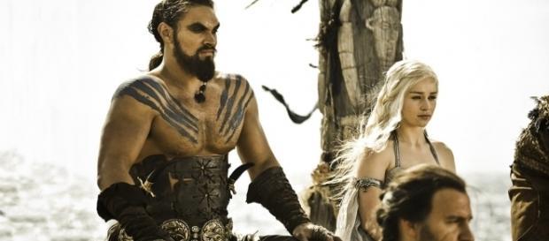 A língua fictícia criada para a tribo Dothraki de Game of Thrones