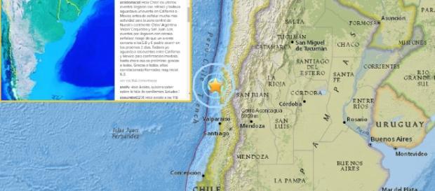 El predictor de terremotos volvió a acertar en su último pronóstico