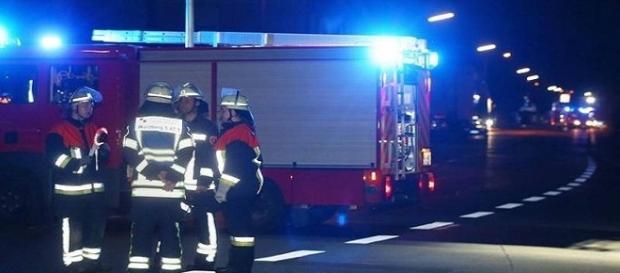 Germania: al grido di 'Allah akbar' un afghano con un'accetta ha ferito 4 persone in treno fonte foto: quotidiano.net.