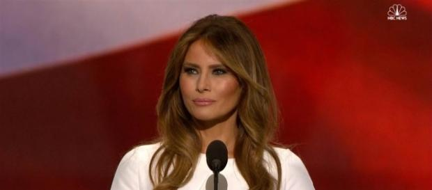 In Rare Appearance, Melania Trump Adds Softer Tone to RNC - NBC News - nbcnews.com