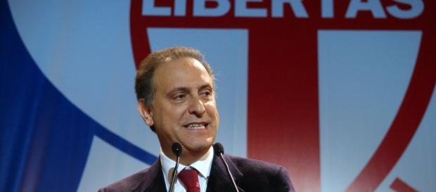 Lorenzo Cesa, segretario nazionale dell'UDC