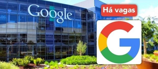 Vagas no Google. Foto: Reprodução Forbes