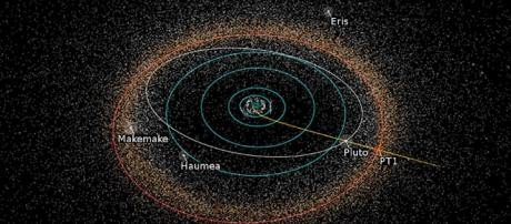 New Horizons Changes Course for Flyby of First Post-Pluto ... - americaspace.com