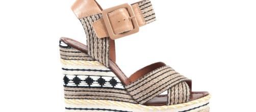 10 chaussures compensées pour rester perchée - bibamagazine.fr - bibamagazine.fr