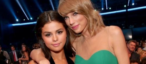 As duas cantora sempre foram as melhores amigas