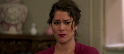 Diana descobre que foi enganada pelo namorado