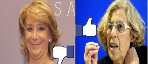 Esperanza Aguirre, política y persona