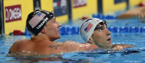 Phelps venció a Lochte en el último mano a mano previo antes de los Juegos Olímpicos en Río