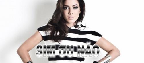 'Sim ou Não' é o mais novo single de Anitta
