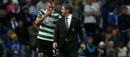Slimani quer sair imediatamente do Sporting