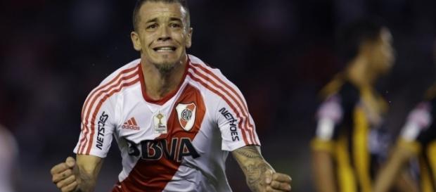 Andres D'Allessandro, jogador do River da Argentina