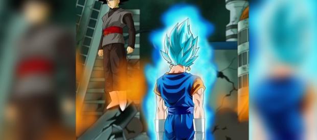 Black Goku vs Vegetto, El combate muy esperado por los fans