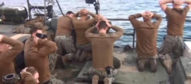 Iran Releases These HUMILIATING PHOTOS and VIDEO of our Sailors ... - pamelageller.com