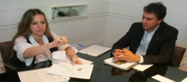Luizianne Lins diz que apoio do governador é insginificante para sua eleição para prefeita