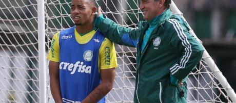 Cuca não terá novos reforços para o Brasileiro