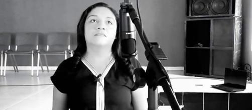 A cantora gospel, estava internada desde o dia 02 de julho, com traumatismo craniano, após acidente de carro com a cantora Amanda Ferrari