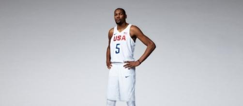 Nike Unveils The 2016 USA Basketball Jerseys For The Olympics - hotnewhiphop.com