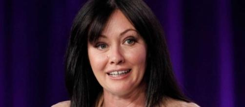 Shannen Doherty Shaves Head As Part Of Cancer Struggle