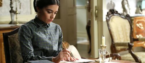 Teresa escribe una carta /Tve1