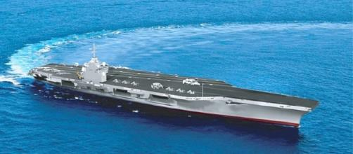 uss gerald r ford cvn-78 | Padre Steve's World...Musings of a ... - padresteve.com