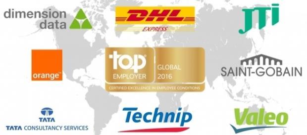 As melhores empresas para se trabalhar no Brasil