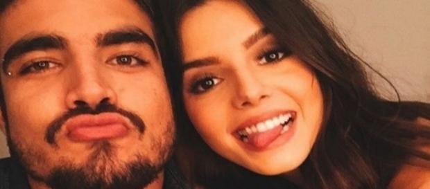 Caio Castro e Giovana Lancelotti (Reprodução / Instagram)