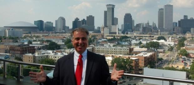 Charles Marsala, former Mayor of Atherton, Calif., is a candidate for U.S. Senate from Louisiana.