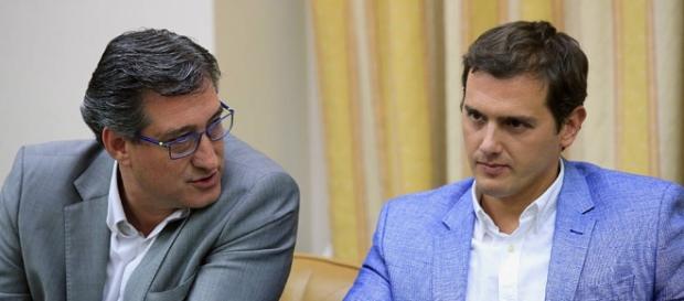 Congreso de los Diputados - Rivera dice que su pacto con el PP ... - diariodenavarra.es