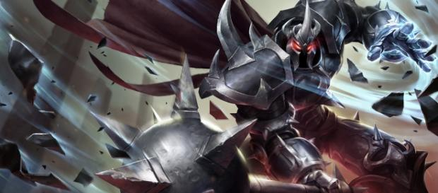 Mordekaiser, campeón de League of Legends.