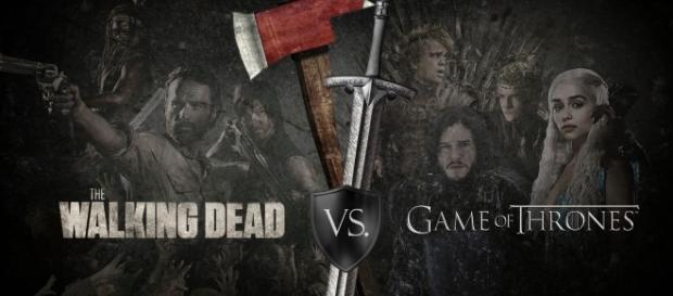 Nova série de autor de The Walking Dead será semelhante a Game of Thrones