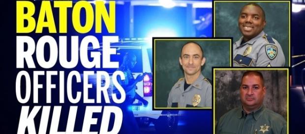 Ofiţerii de poliţie ucişi de criminal