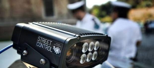 Salerno: multe in arrivo con il sistema 'Street control'