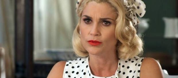 Sandra quer sequestrar filho de Candinho (Divulgação/Globo)