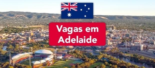 Vagas em Adelaide na Austrália. Foto: Reprodução Wikipedia