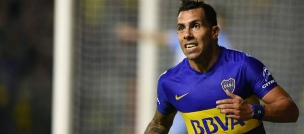 Volta de Tevez ao time do Corinthians