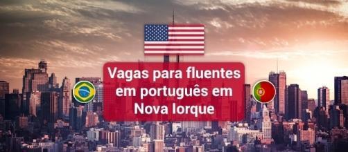 Nova Iorque tem vagas abertas para fluentes em português - Foto: Reprodução Wallpapercave