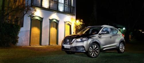 O inédito Nissan Kicks chega nos revendedores em uma única versão, SL, topo de linha, a partir de salgadíssimos R$ 90 mi